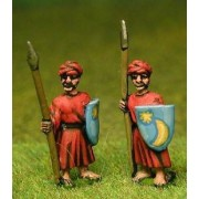 LaterSpanish: Mudejar Spearmen