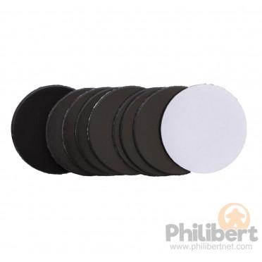 Aimants Ronds - 25mm de diamètre