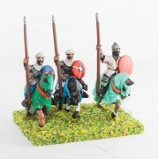 Early Grenadine & Andalusian: Heavy Cavalry on Barded Horse