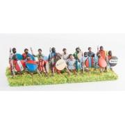 Early Grenadine & Andalusian: Spearmen