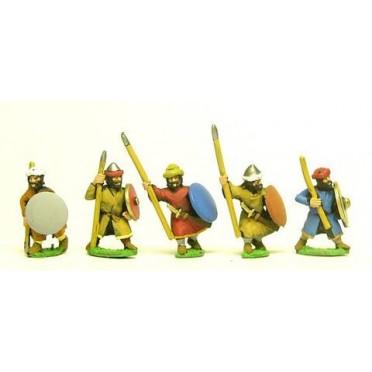 Later Grenadine: Spearmen