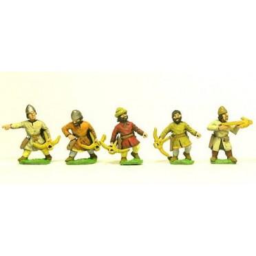 Later Grenadine: Crossbowmen