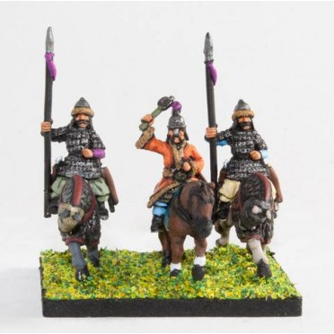 Mongol: Command: Mounted General & Bodyguards