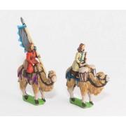 Mongol: Command: Camel Drummer & Camel Standard Bearer