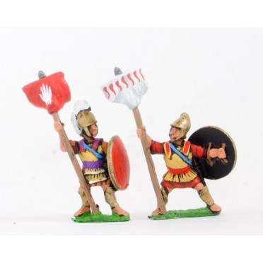 Macedonian, Greek or Thracian: Command: Standard Bearers