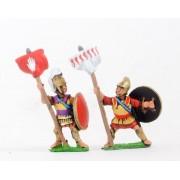 Macedonian, Greek or Thracian: Command: Standard Bearers
