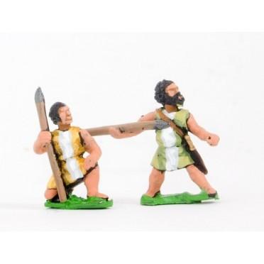 Macedonian, Greek or Thracian: Shieldless javelinman