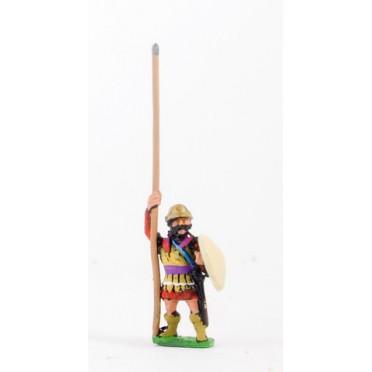 Bactrian Greek: Phalanx Pikemen