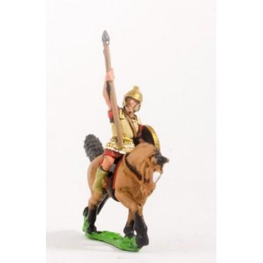 Seleucid: Heavy Cavalry with javelin & shield