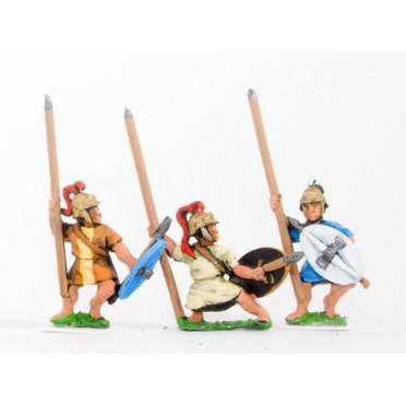 Hellenistic Greek: Light / Medium Javelinmen