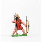 Thracian: Peltast with Javelin & shield