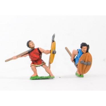 Thracian: Javelinmen