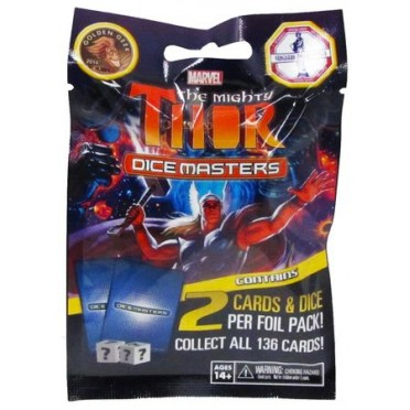 Marvel Dice Masters - The Mighty Thor : Booster