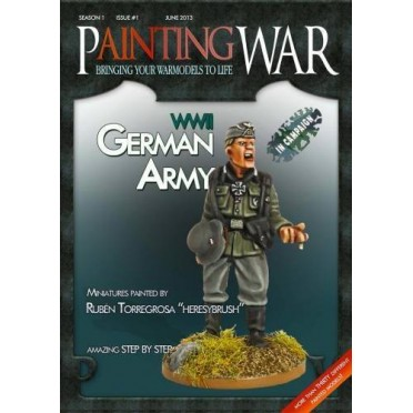 Painting War 1 : German Army WW2