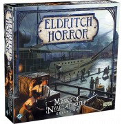 Eldritch Horror - Masks of Nyarlathotep Expansion pas cher