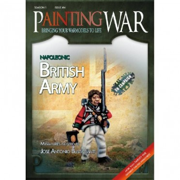 Painting War 4 : Napoleonic British