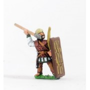 Achaemenid Persian: Amrtaka (Immortal) Heavy Infantry with javelin, bow & pavise