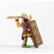 Achaemenid Persian: Line Infantry with javelin, bow & pavise
