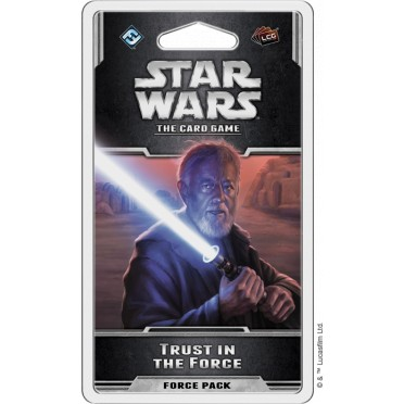 Star Wars : The Card Game - Trust in the Force