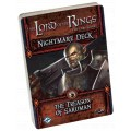 Lord of the Rings LCG - The Treason of Saruman Nightmare Deck 0
