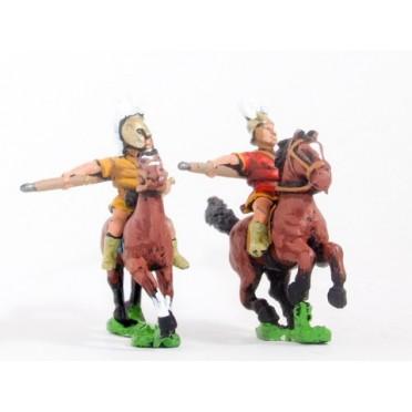 Campanion or Lucanian: Medium Cavalry with javelin