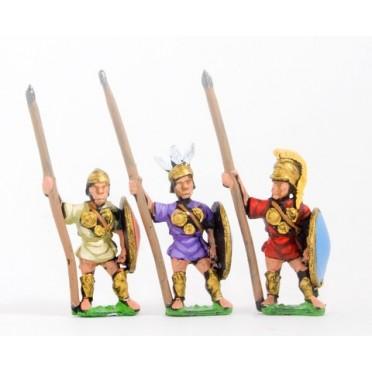 Campanion or Lucanian: Hoplites
