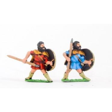 Etruscan: Lykian Spearmen / Javelinmen