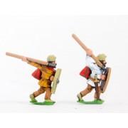 Etruscan: Kappodokian Spearmen / Javelinmen
