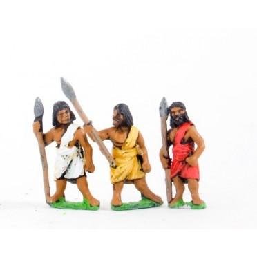 Pre-Islamic Arab: Spearmen