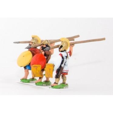 Later Hoplite Greek: Hoplites