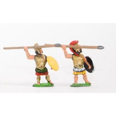 Later Hoplite Greek: Heavy Hoplites