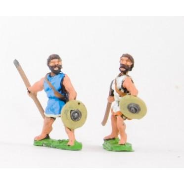 Later Hoplite Greek: Javelinmen