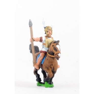 Carthaginian: Companion Medium Cavalry with javelin