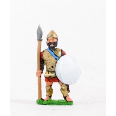 Carthaginian: Poeni Citizen Medium / Heavy Spearmen