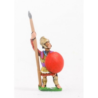 Carthaginian: Medium Libyan Spearmen