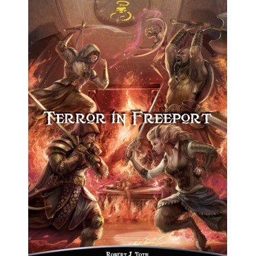 Shadow of the Demon Lord - Terror in Freeport