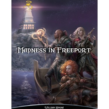 Shadow of the Demon Lord - Madness in Freeport