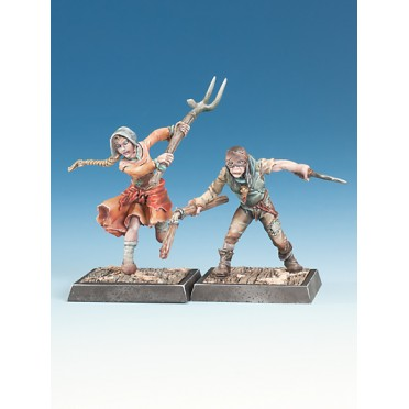 Freebooter's Fate - Cultists