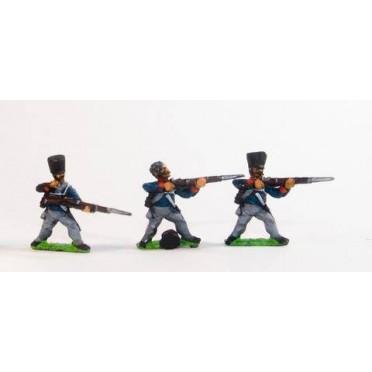 Musketeer, Fusilier or Grenadier: Firing & Loading