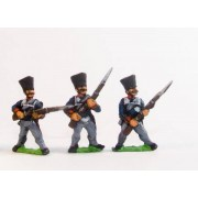 Musketeer, Fusilier or Grenadier: At the Ready