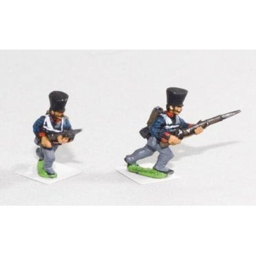 Musketeer, Fusilier or Grenadier: Attacking poses