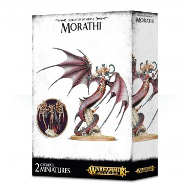 Age of Sigmar : Order - Daughters of Khaine Morathi