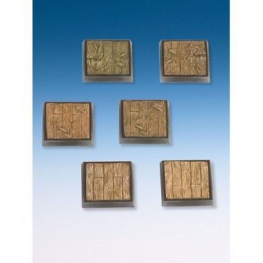 Freebooter's Fate - Base Set Wooden Plank
