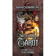 Shadowrun 5th Edition - Sixth World Tarot Deluxe