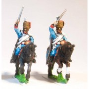 Cavalry: Hussar in Colpack