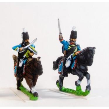 Cavalry: Hussar in Mirliton