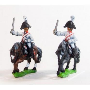 Cavalry: Cuirassier or Guard du Corps