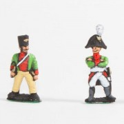 Command: Officers and Trumpeters, 1806-08