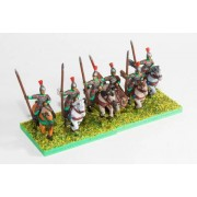 Northern & Southern Dynasties Chinese: Heavy Cavalry with lance