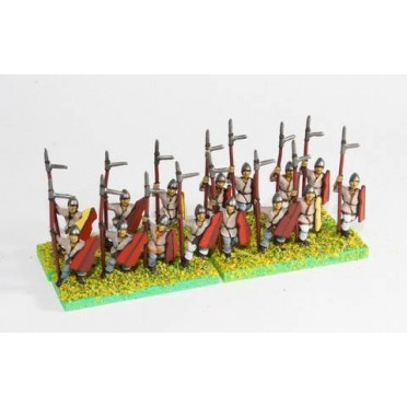 Northern & Southern Dynasties Chinese: Medium Infantry with Daggeraxe